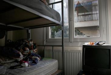 Για τη ρατσιστική επίθεση στο σπίτι του Αφγανού μαθητή στη Δάφνη
